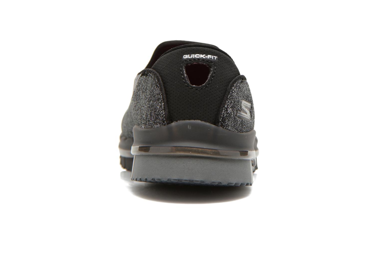 Chaussures de sport Skechers Go Flex 14010 Noir vue droite