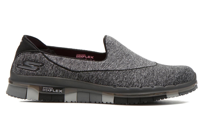 Chaussures de sport Skechers Go Flex 14010 Noir vue derrière