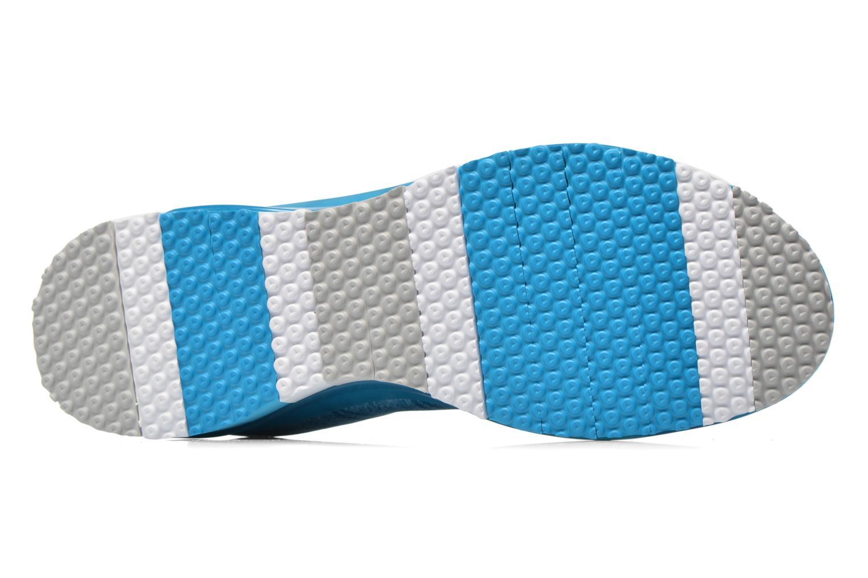 Chaussures de sport Skechers Go Flex - Ability 14011 Bleu vue haut
