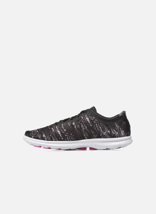 Chaussures de sport Skechers Go Step 14200 Noir vue face