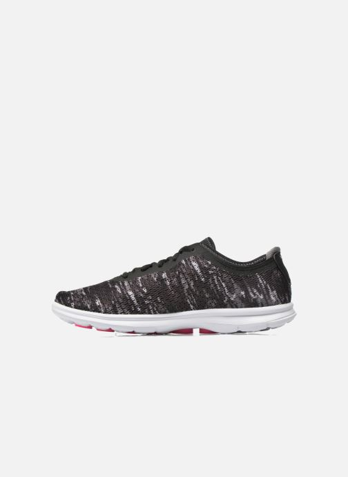Sport shoes Skechers Go Step 14200 Black front view