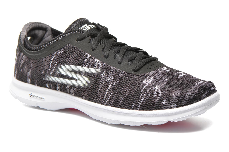 Skechers Go Step 14200 (Noir) - Chaussures de sport en Más cómodo Dernières chaussures discount pour hommes et femmes