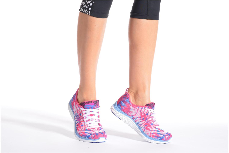 Scarpe sportive Skechers Valeris - Mai Tai 12222 Rosa immagine dal basso