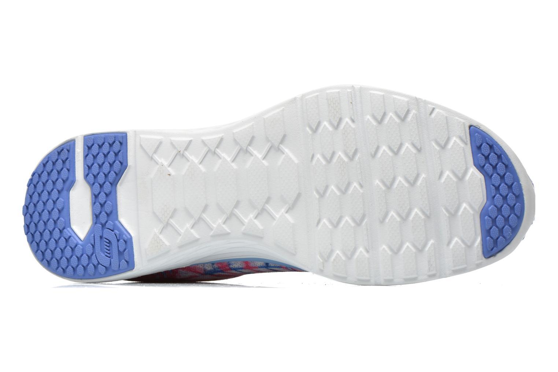 Scarpe sportive Skechers Valeris - Mai Tai 12222 Rosa immagine dall'alto