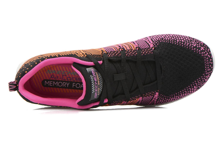 Chaussures de sport Skechers Burst - Ellipse 12437 Multicolore vue gauche