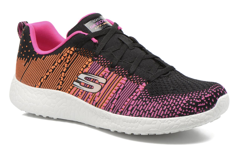 Skechers Burst - Ellipse 12437 (Multicolore) - Chaussures de sport en Más cómodo Super rabais