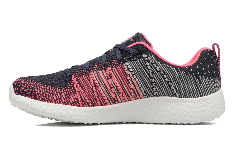 Chaussures de sport Skechers Burst - Ellipse 12437 Multicolore vue face