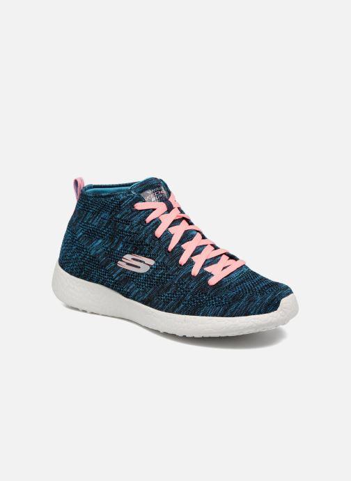 654f01afcef1 Skechers Burst- Divergent 12730 (Blue) - Sport shoes chez Sarenza ...