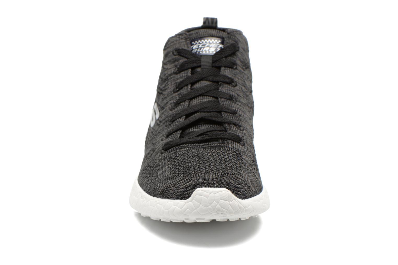 Chaussures de sport Skechers Burst- Divergent 12730 Noir vue portées chaussures