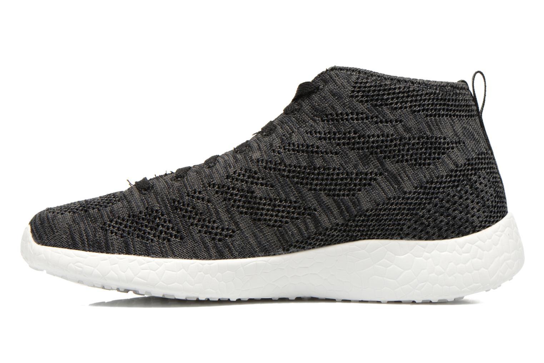 Chaussures de sport Skechers Burst- Divergent 12730 Noir vue face