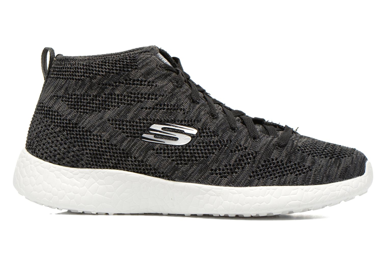 Chaussures de sport Skechers Burst- Divergent 12730 Noir vue derrière