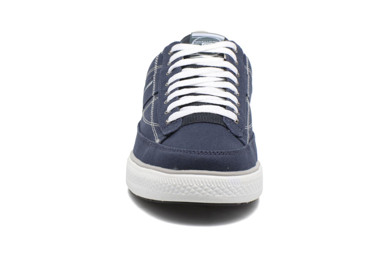Baskets Skechers Arcade- Chat Mf 51014 Bleu vue portées chaussures