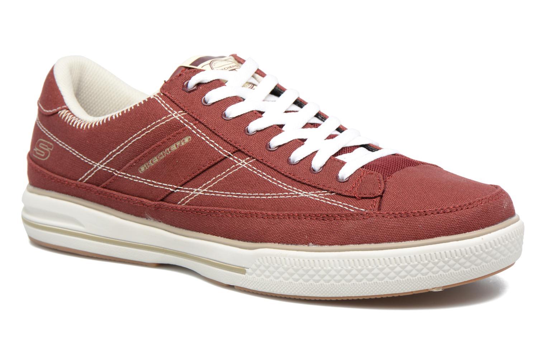 Skechers Arcade- Chat Mf 51014 (Rouge) - Baskets en Más cómodo Dernières chaussures discount pour hommes et femmes