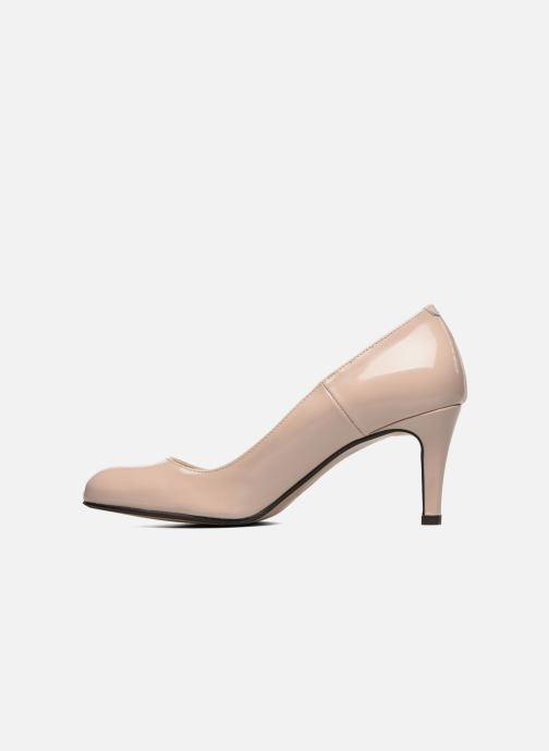 High heels Georgia Rose Selina Beige front view