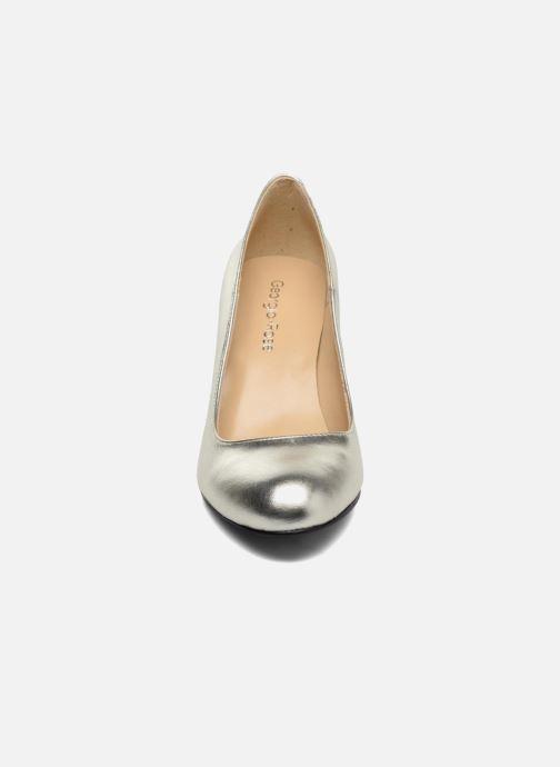 Escarpins Georgia Rose Selina Argent vue portées chaussures
