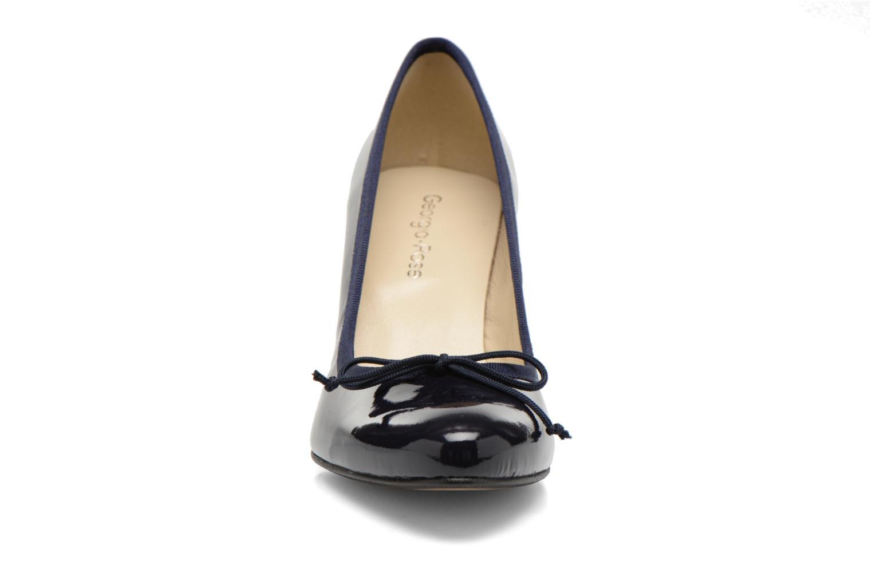 Escarpins Georgia Rose Sabib Bleu vue portées chaussures