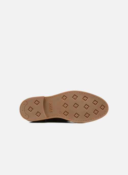 Lace-up shoes Aigle Dixon 2 Brown view from above