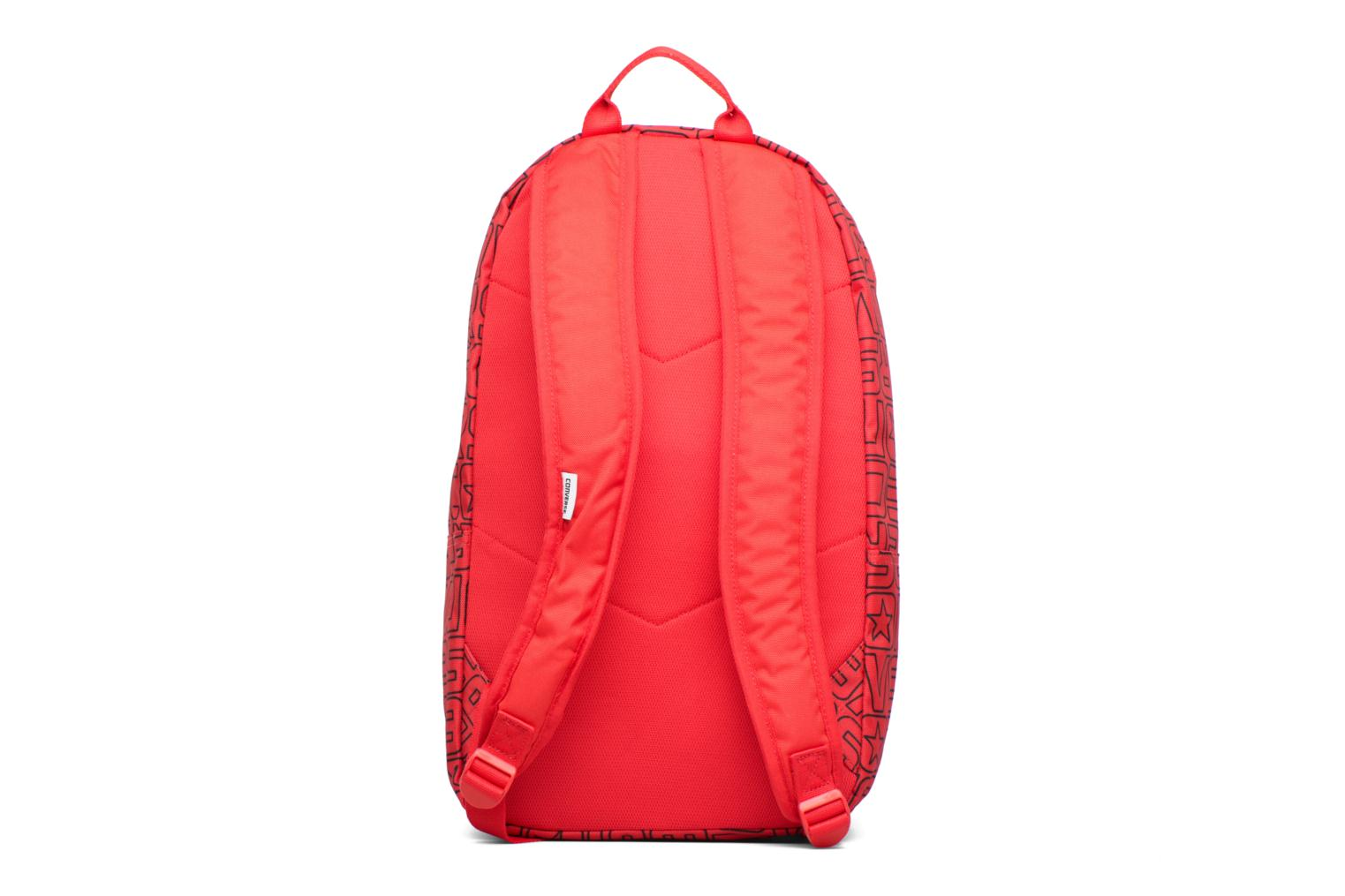 Zaini Converse Core Poly Backpack M Bordò immagine frontale