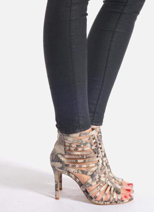Sandales et nu-pieds San Marina Nimbus/Serp Multicolore vue bas / vue portée sac