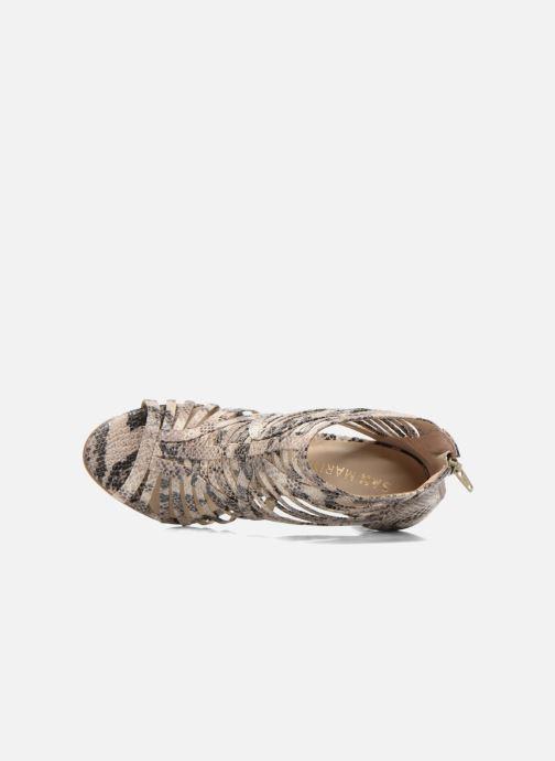 Sandales et nu-pieds San Marina Nimbus/Serp Multicolore vue gauche