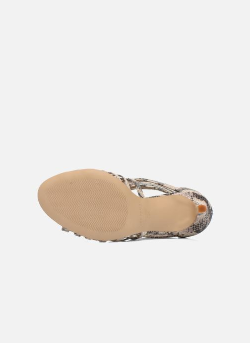 Sandales et nu-pieds San Marina Nimbus/Serp Multicolore vue haut