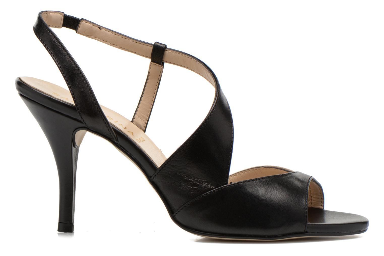 Sandales et nu-pieds San Marina Fovina Noir vue derrière