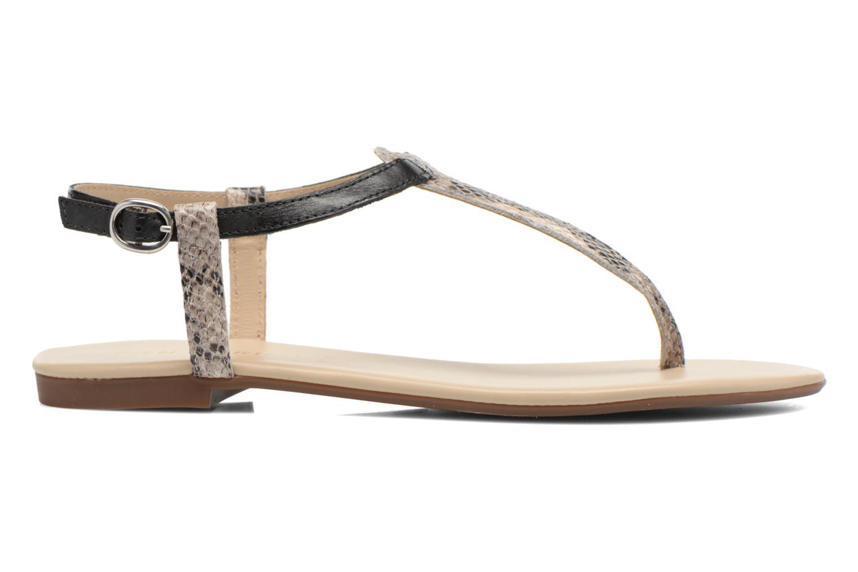 Sandales et nu-pieds San Marina Cosa/Serp Multicolore vue derrière