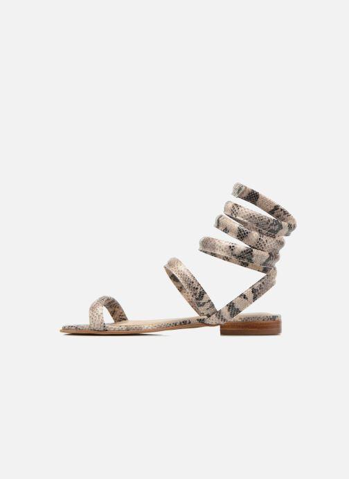 Sandales et nu-pieds San Marina Vedila/Serp Multicolore vue face