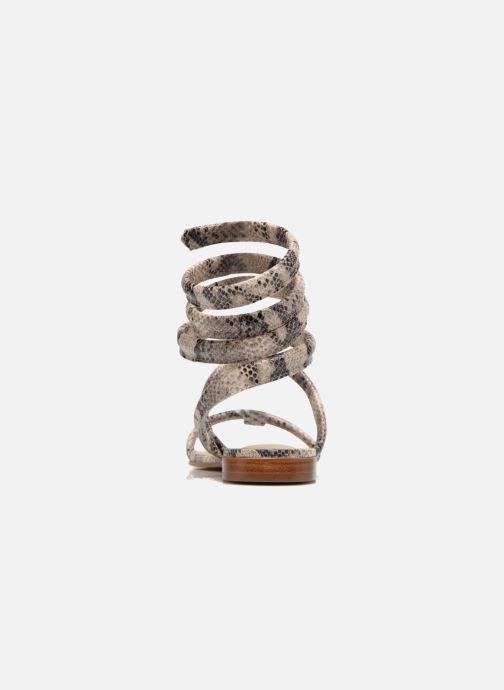 Sandales et nu-pieds San Marina Vedila/Serp Multicolore vue droite