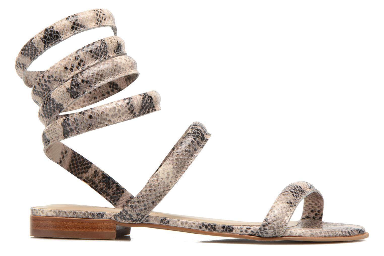 Sandales et nu-pieds San Marina Vedila/Serp Multicolore vue derrière