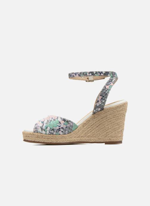 Sandales et nu-pieds San Marina Gidila/Serp Multicolore vue face