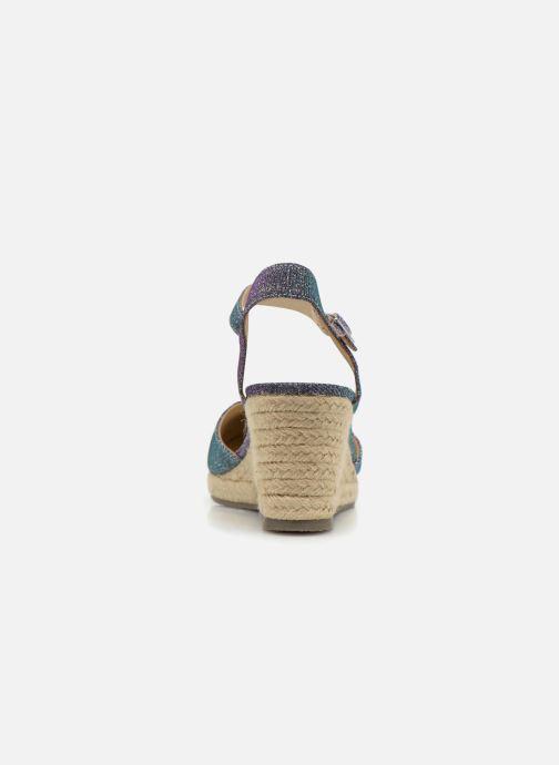Sandalen San Marina Coquille/Tiss Multicolor rechts