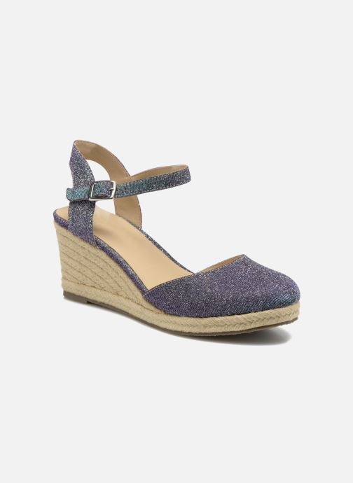 Sandals San Marina Coquille/Tiss Multicolor detailed view/ Pair view