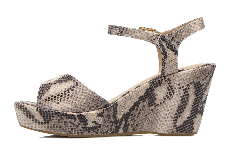 Sandales et nu-pieds San Marina Vegria/Serp Multicolore vue face
