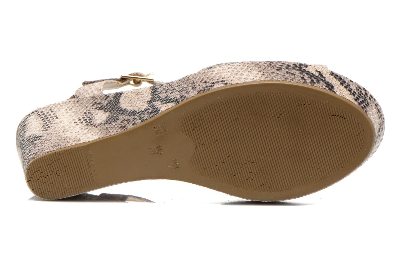 Sandales et nu-pieds San Marina Vegria/Serp Multicolore vue haut