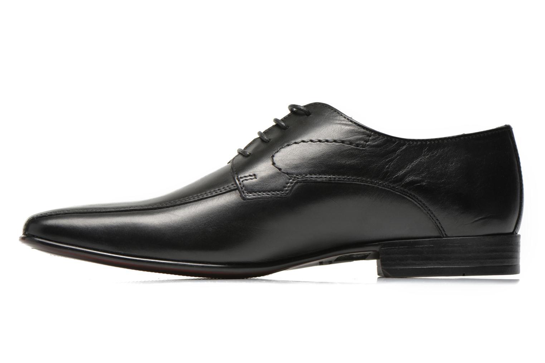 Chaussures à lacets San Marina Acero Noir vue face