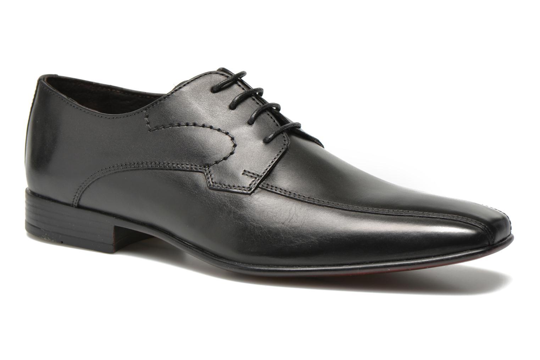 Chaussures à lacets San Marina Acero Noir vue détail/paire