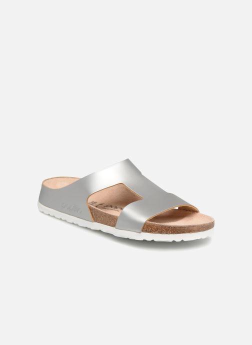Clogs & Pantoletten Papillio Charlize Cuir W silber detaillierte ansicht/modell