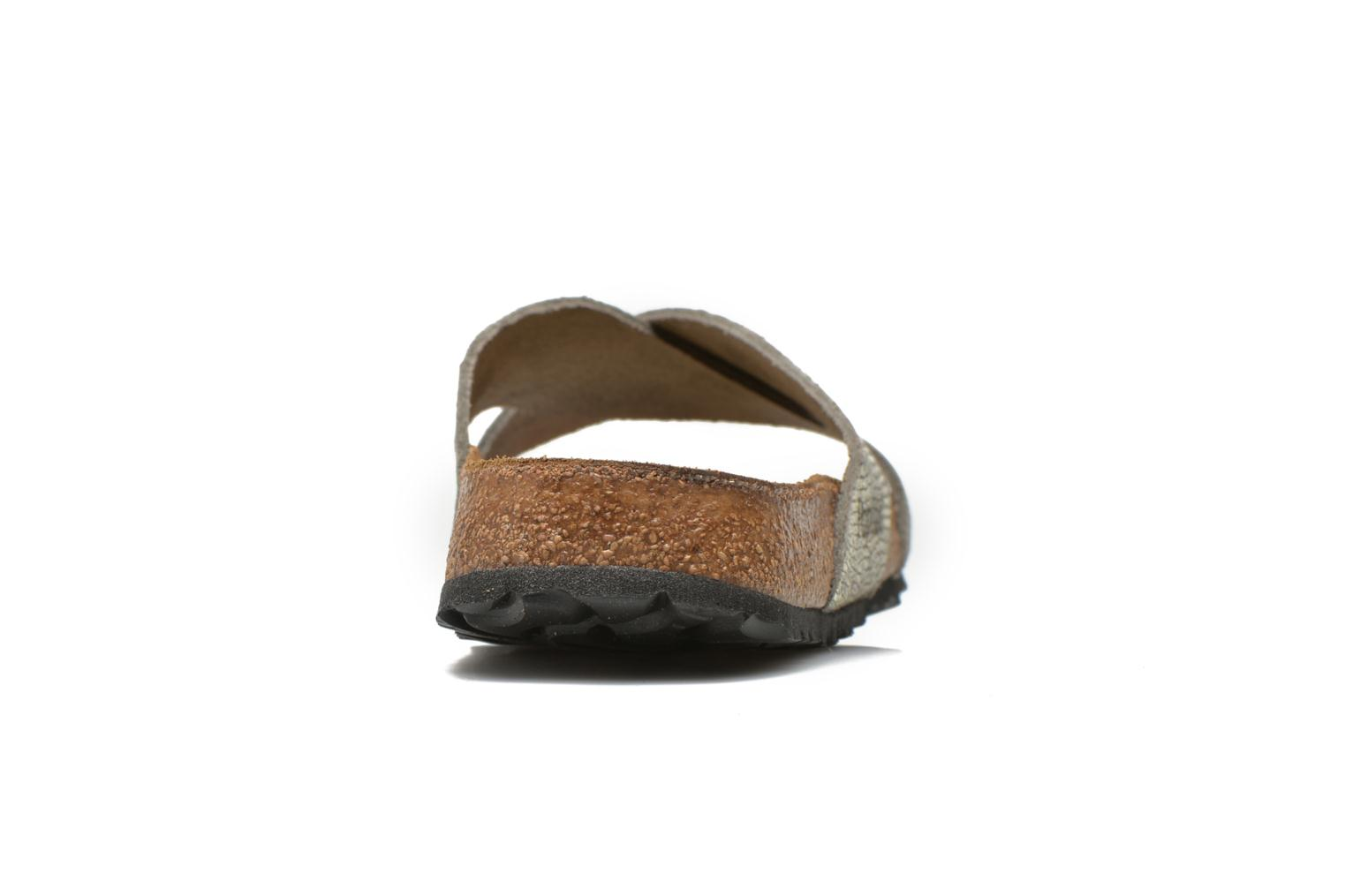 Mules & clogs Papillio Daytona Cuir Nubuck W Grey view from the right