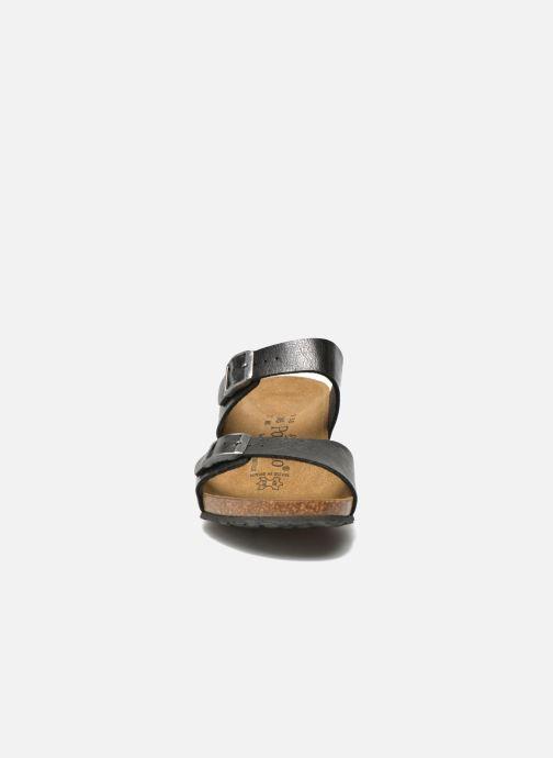 Mules et sabots Papillio Dorothy Flor Noir vue portées chaussures