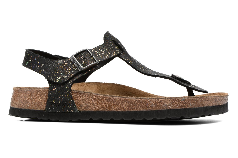 Sandalen Papillio Kairo Zwart achterkant