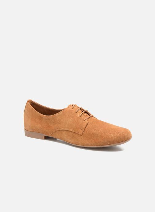 Zapatos con cordones André Fabuleux P Marrón vista de detalle / par