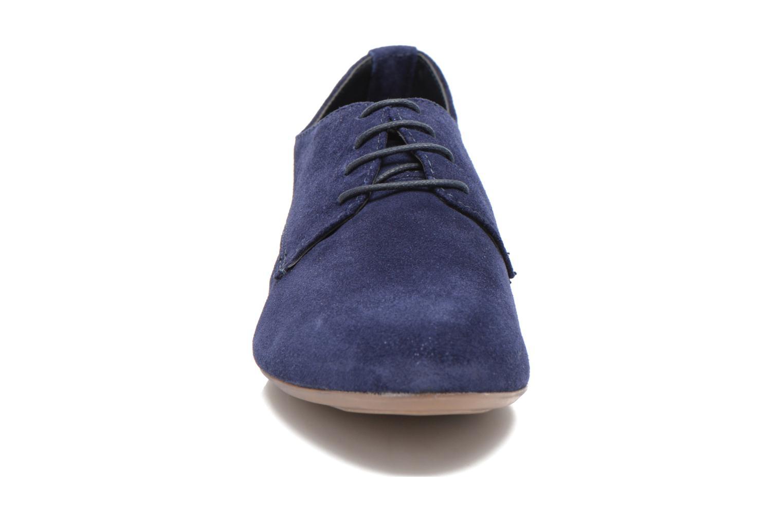 Chaussures à lacets André Fabuleux P Bleu vue portées chaussures
