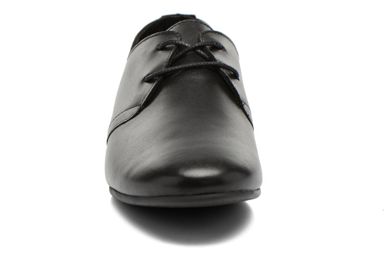 Chaussures à lacets André New Filou Noir vue portées chaussures