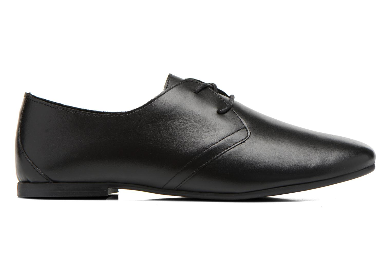 Chaussures à lacets André New Filou Noir vue derrière