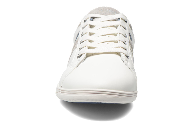 Baskets André Reims Blanc vue portées chaussures