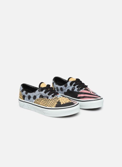 Zapatos con cordones Vans Era BB Multicolor vista 3/4