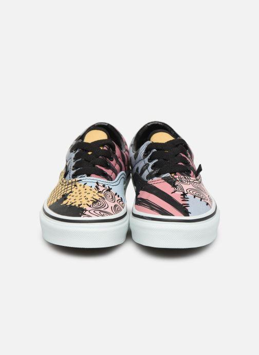 Chaussures à lacets Vans Era BB Multicolore vue portées chaussures
