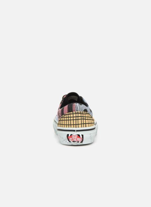 Chaussures à lacets Vans Era BB Multicolore vue droite