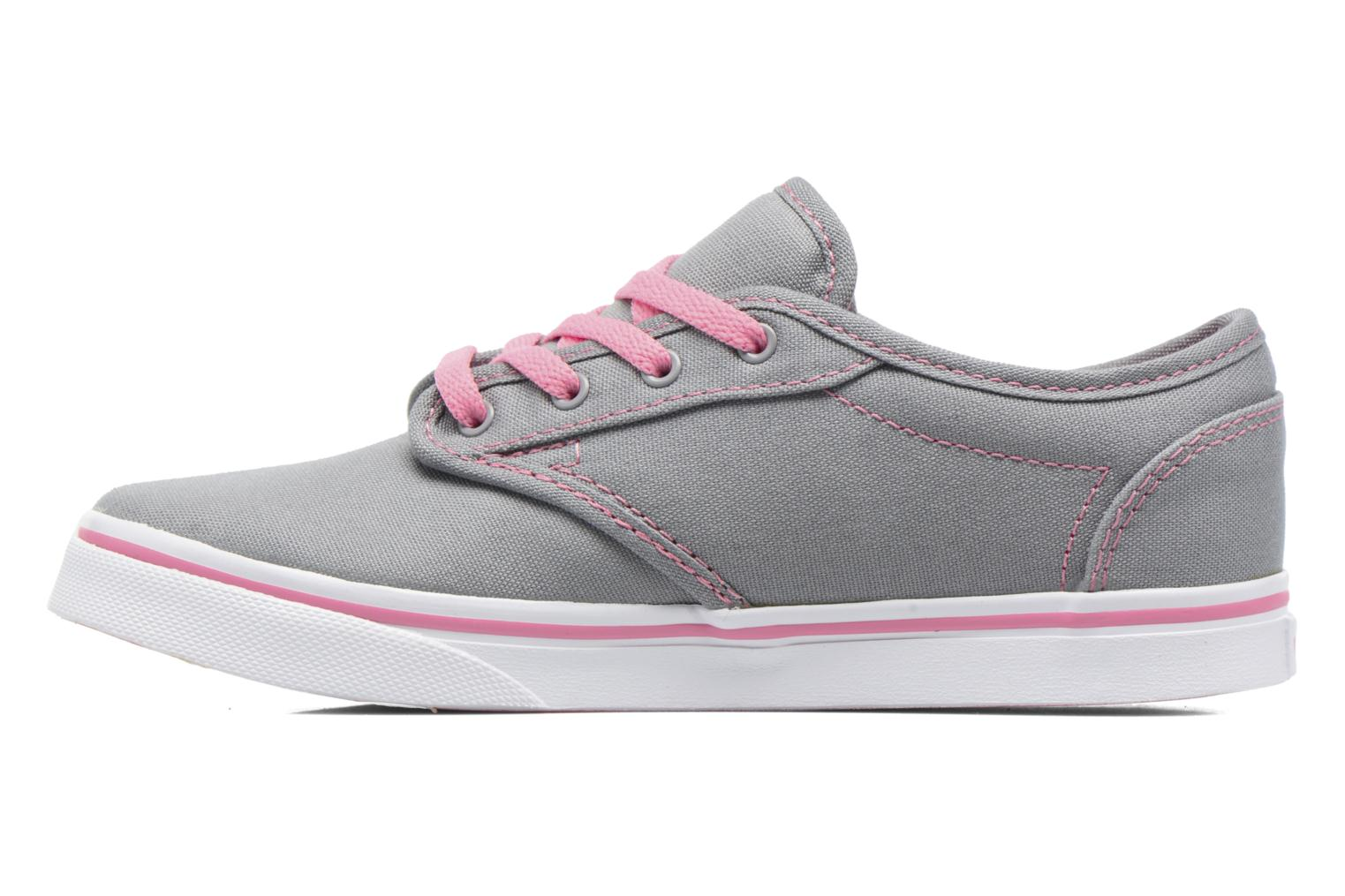 Baskets Vans Atwood Deluxe Gris vue face